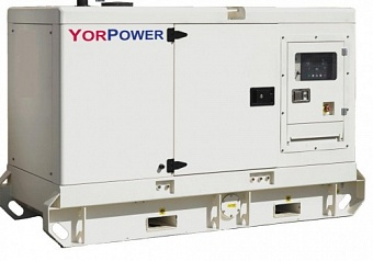 YorPower YXP15RSC Canopied