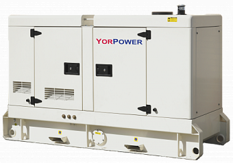 YorPower YXP10RSC Canopied